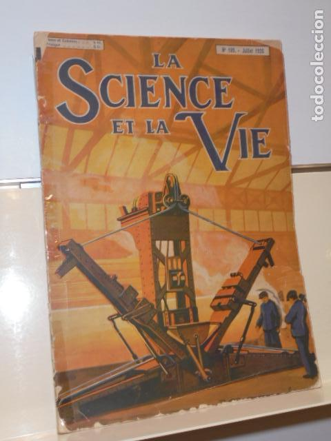 LA SCIENCE ET LA VIE Nº 109 JUILLET 1926 EN FRANCES (Libros sin clasificar)