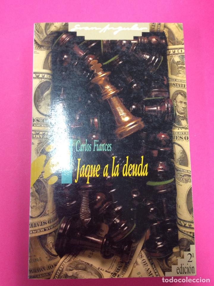 JAQUE A LA DEUDA - CARLOS FIANCES- EDICIONES SM (Libros sin clasificar)