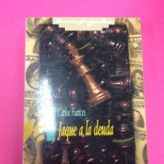 Libros: JAQUE A LA DEUDA - CARLOS FIANCES- EDICIONES SM. Lote 156549038