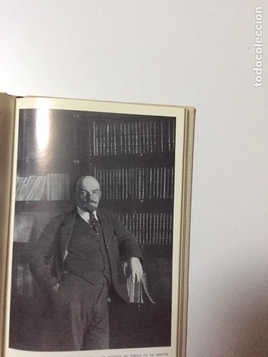 Libros: UN HOMBRE GRANDE Y SENCILLO. En el despacho y la vivienda de V.I. Lenin en el Kremlin. - KUNETSKAYA - Foto 7 - 156565734