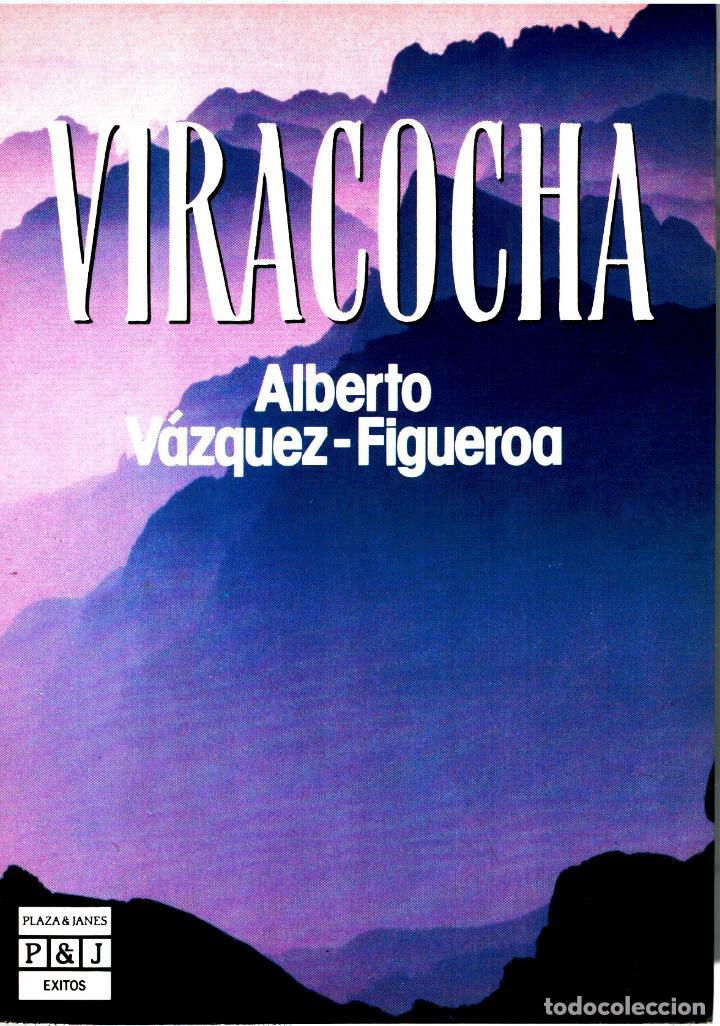 VIRACOCHA (SPANISH EDITION) - ALBERTO VA?ZQUEZ-FIGUEROA (Libros sin clasificar)