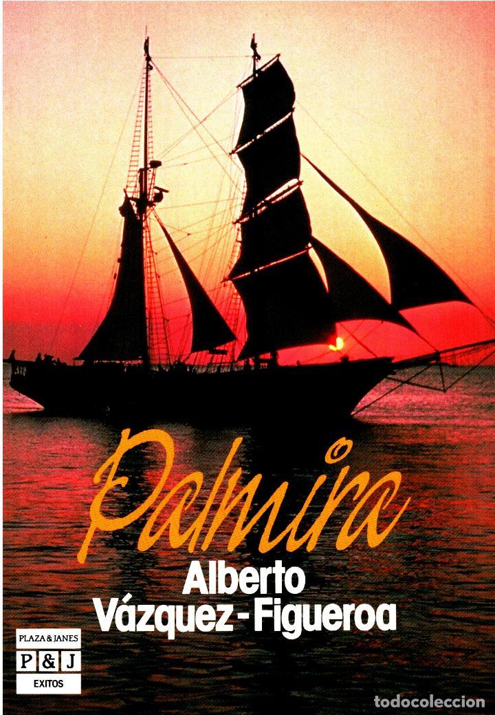 PALMIRA (SPANISH EDITION) - ALBERTO VA?ZQUEZ-FIGUEROA (Libros sin clasificar)
