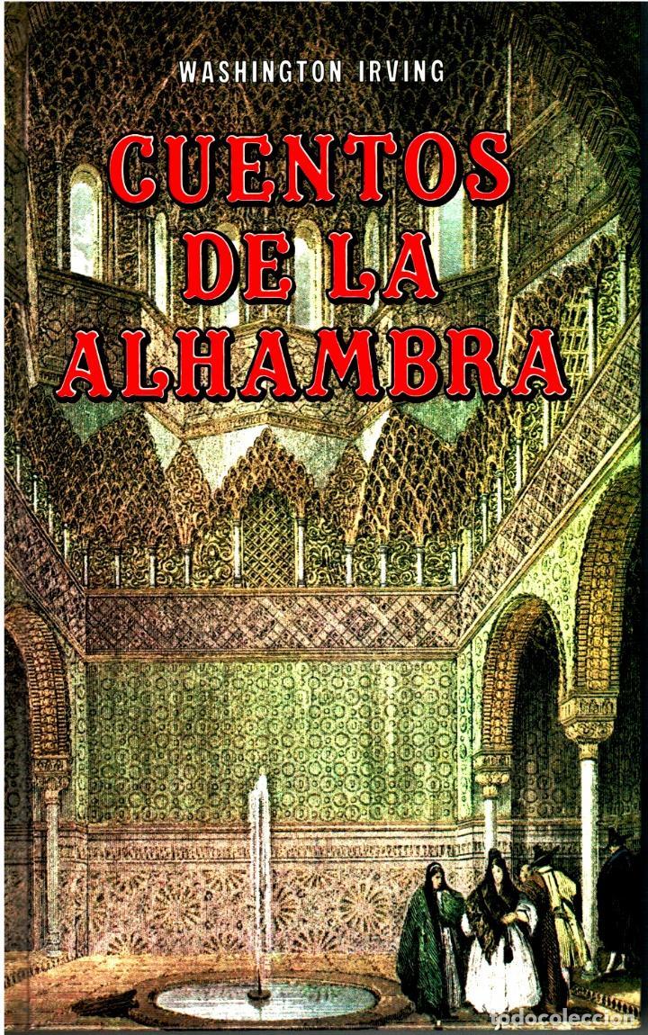 CUENTOS DE LA ALHAMBRA (CLUB EVEREST) - WASHINGTON IRVING (Libros sin clasificar)