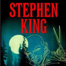 Libros: INSOMNIA (SPANISH EDITION, EN ESPAÑOL-CASTELLANO) - STEPHEN KING. Lote 157193305