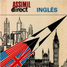 Libros: LET`S START, BRITISH AND AMERICAN ENGLISH IN REAL SITUATIONS, BOOK 1 (ASSIMIL DIRECT, SPANISH EDITIO. Lote 157251236