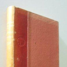 Libros: PENSAMIENTO ESPAÑOL 1966 DE MARAÑÓN A LÓPEZ IBOR - MORA. Lote 157668452