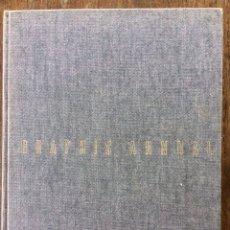 Libros: LIBRO GRAPHIS ANNUAL 1967 / 68. Lote 157731324