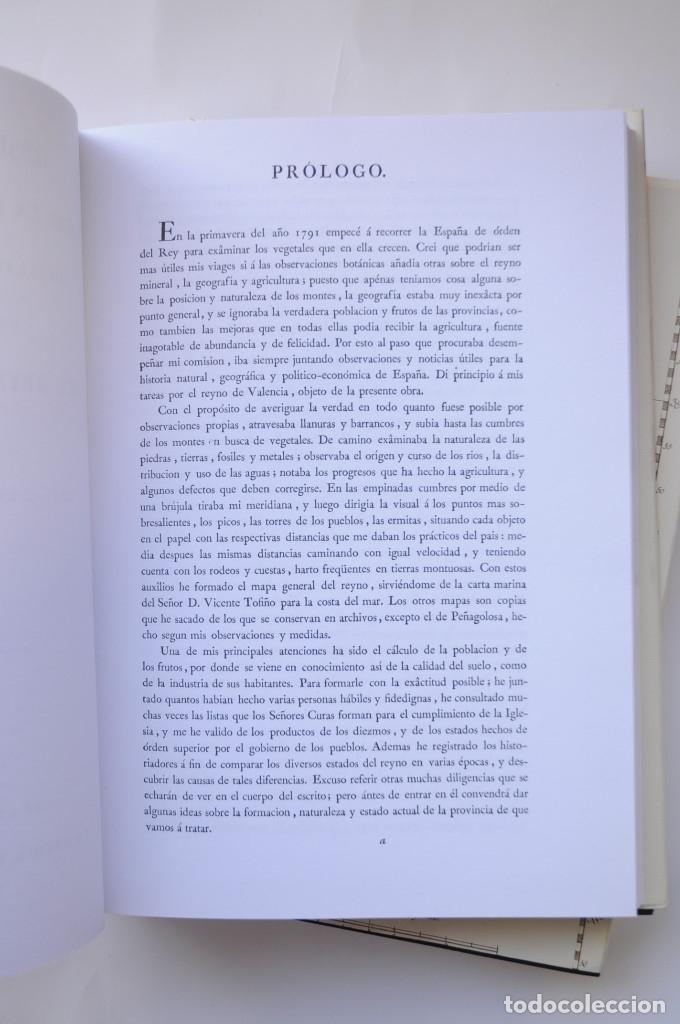 Libros: Observaciones sobre la historia natural, geografía, agricultura, población y frutos del Reyno de Val - Foto 7 - 157718878