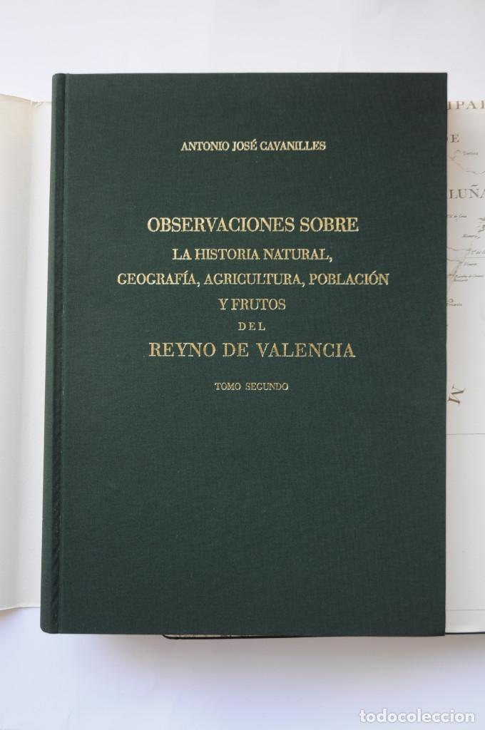 Libros: Observaciones sobre la historia natural, geografía, agricultura, población y frutos del Reyno de Val - Foto 11 - 157718878