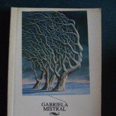 Libros: MISTRAL, GABRIELA - TALA. POEMAS.. Lote 155120312