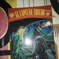 Libros: EL CAPITÁN TRUENO N 9 VÍCTOR MORA - FUENTE MAN EXTRA 495 PTAS. Lote 158860686