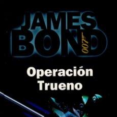 Libros: JAMES BOND, OPERACION TRUENO (THUNDERBALL, SPANISH EDITION) - IAN FLEMING. Lote 159004062