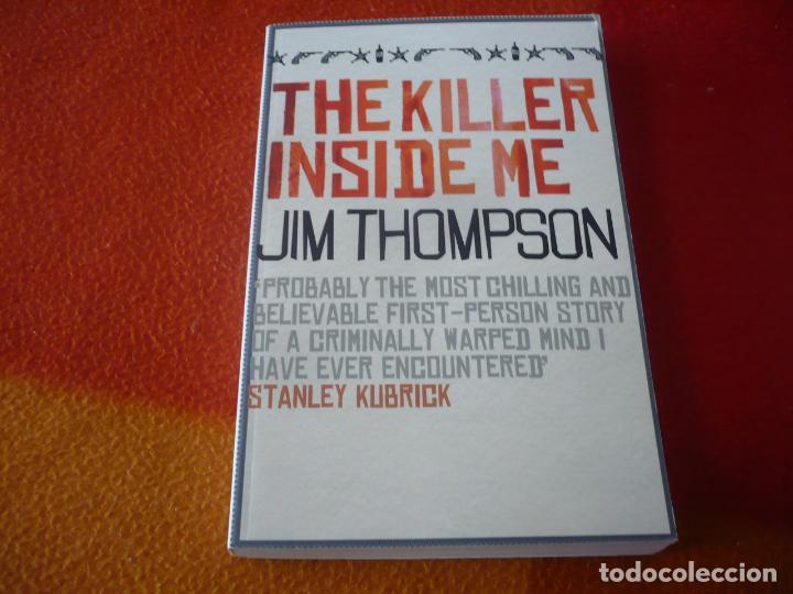 THE KILLER INSIDE ME ( JIM THOMPSON ) ¡MUY BUEN ESTADO! ( EN INGLÉS ) (Libros sin clasificar)