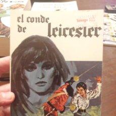 Libri di seconda mano: EL CONDE DE LEICESTER. POR WALTER SCOTT. ED. SOPENA 1966. Lote 160047802
