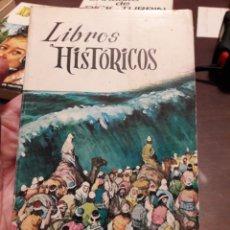 Livros em segunda mão: LIBROS HISTORICOS. DE LA SAGRADA BIBLIA. ED SOPENA 1969. Lote 160051762