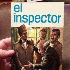 Livros em segunda mão: EL INSPECTOR. POR NICOLÁS VASILIEVICH GOGOL. ED SOPENA 175. Lote 160195746