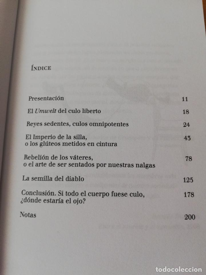 Libros: CULOS INQUIETOS, INFINITOS ASIENTOS (FEDERICO L. SILVESTRE) EDICIONES ASIMÉTRICAS - Foto 3 - 160256070