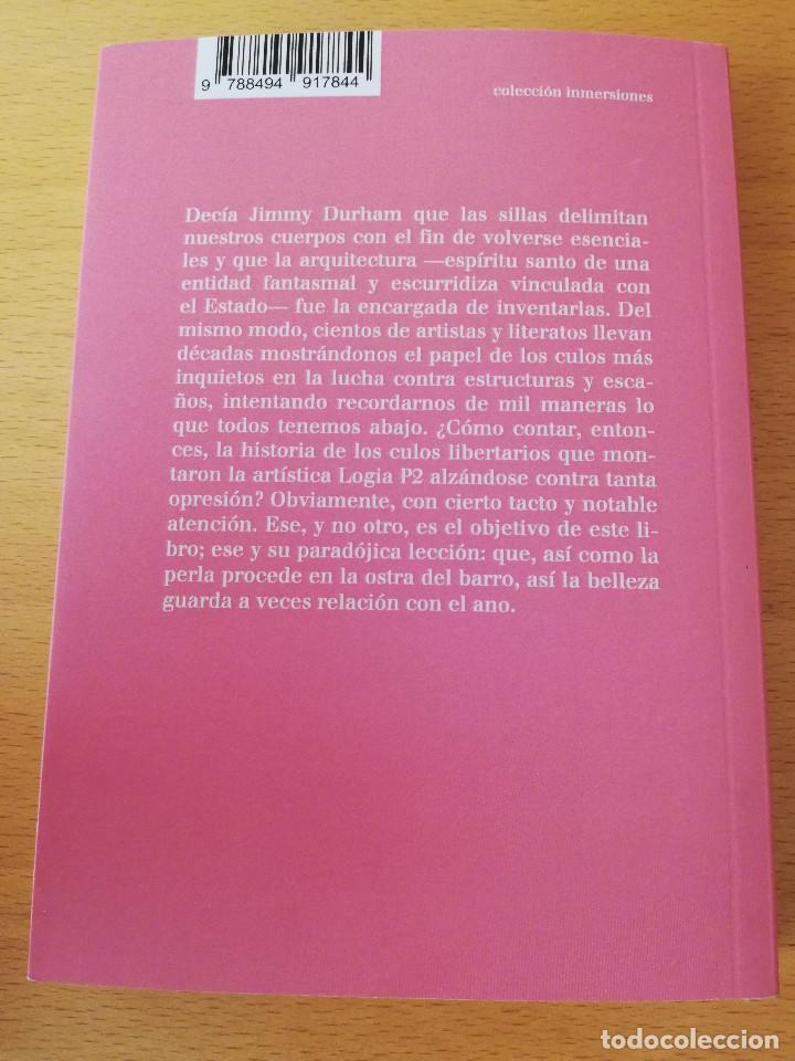 Libros: CULOS INQUIETOS, INFINITOS ASIENTOS (FEDERICO L. SILVESTRE) EDICIONES ASIMÉTRICAS - Foto 4 - 160256070