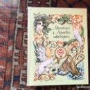 Libros: MONSTRUOS Y ANIMALES MITOLÓGICOS. RITA SCHNITZER. Lote 160370961