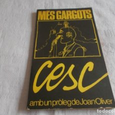 Libros: MÉS CARGOTS CESC. Lote 160393962