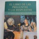 Libros: EL LIBRO DE LAS PREGUNTAS Y LAS RESPUESTA. Lote 160440353