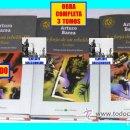 Libros: LA FORJA DE UN REBELDE - ARTURO BAREA - LA FORJA - LA RUTA - LA LLAMA - GUERRA CIVIL - 21 EUROS. Lote 160576842