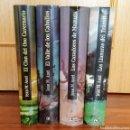 Libros: 4 LIBROS - LOS HIJOS DE LA TIERRA - EL CLAN DEL OSO CAVERNARIO - CIRCULO DE LECTORES - JEAN AUEL. Lote 160595262