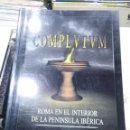 Libros: COMPVTVM ROMA EN EL INTERIOR DE LA PENINSULA IBERICA . Lote 160637234