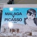 Libros: MALAGA Y PICASSO . Lote 160637302