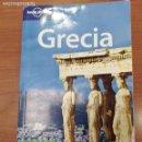 Libros: LONELY PLANET GRECIA . Lote 160637970