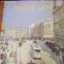 Libros: MADRID 1898. Lote 160638274
