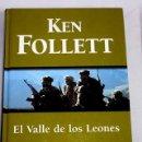Libros: EL VALLE DE LOS LEONES. Lote 160651061