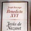 Libros: JESÚS DE NAZARET. Lote 160652100