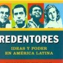 Libros: REDENTORES. IDEAS Y PODER EN AMÉRICA LATINA - KRAUZE, ENRIQUE. Lote 160769445