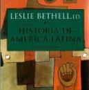 Libros: HISTORIA DE AMÉRICA LATINA. 5. LA INDEPENDENCIA - BETHELL, LESLIE. Lote 160769477