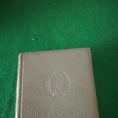 Libros: BIBLIOTECA DE PREMIOS NOBEL DE AGUILAR. Lote 160803173