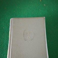 Libros: PREMIOS NOBEL DE AGUILAR. Lote 160804112