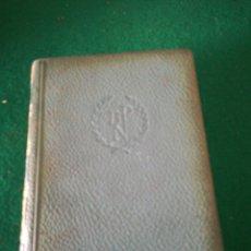 Libros: PREMIOS NOBEL DE AGUILAR. Lote 160804645
