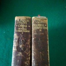 Libros: OBRAS COMPLETAS DE EDITORIAL AGUILAR. Lote 160805678
