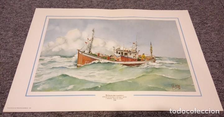 Libros: Carteles de barcos pesqueros para decoración - Varios autores - Foto 4 - 157158833