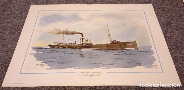 Libros: Carteles de barcos pesqueros para decoración - Varios autores - Foto 5 - 157158833