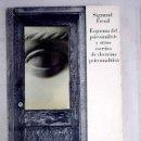Libros: ESQUEMA DEL PSICOANÁLISIS Y OTROS ESCRITOS DE DOCTRINA PSICOANALÍTICA. Lote 161040069