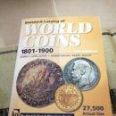 Libros: WORLD COINS 1891-1900 6TA EDICIÓN. Lote 161183862