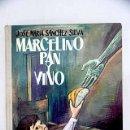 Libros: MARCELINO PAN Y VINO: (LAS TRES HISTORIAS). Lote 161188765