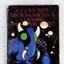 Libros: NECRONOMICON II. LA SOMBRA MÁS ALLÁ DEL TIEMPO. Lote 161188840
