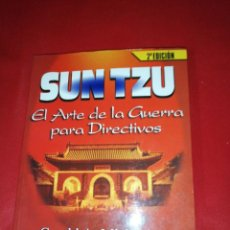 Libros: GERALD A. MICHAELSON, SUN TZU EL ARTE DE LA GUERRA DIRECTIVOS. Lote 161504994