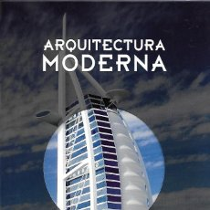 Libros: ARQUITECTURA MODERNA - ANTHONY HASSELL / DAVID BOYLE Y JEREMY HARWOOD. Lote 161580814