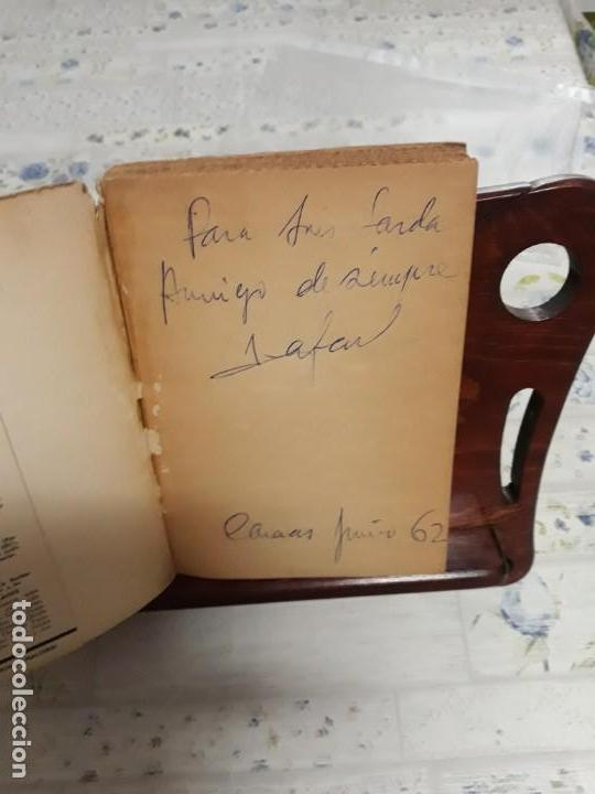 Libros: El mundo a la venta de Rafael de Monteys Firmado por el autor en Caracas año 1962 - Foto 4 - 161619178