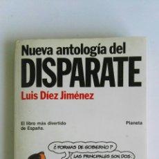 Libros: NUEVA ANTOLOGÍA DEL DISPARATE. Lote 161790546