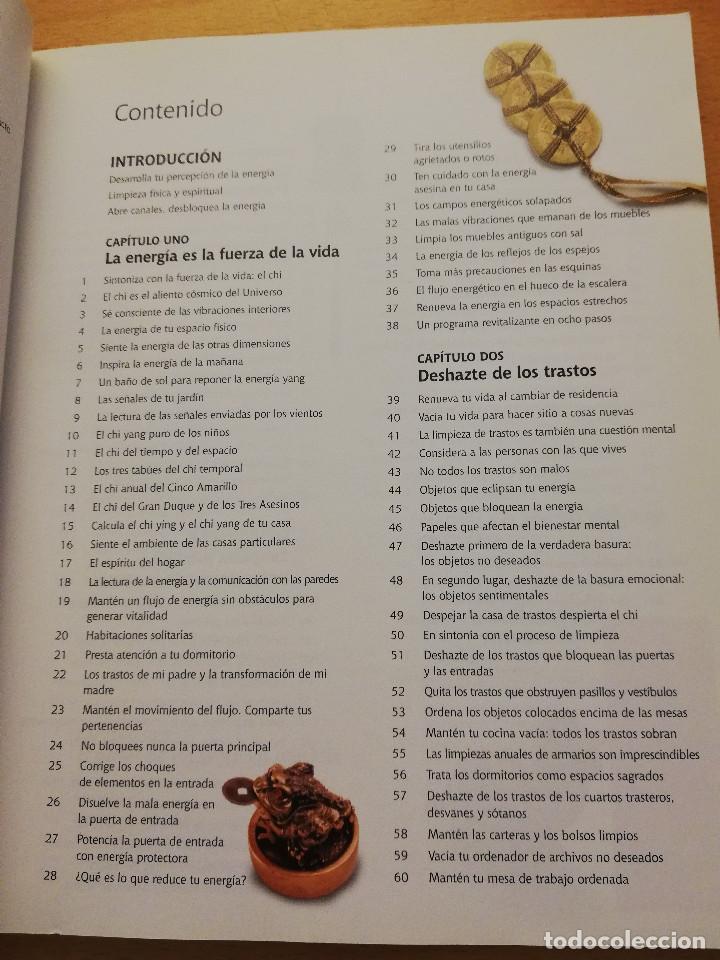 Libros: 168 TRUCOS DE FENG SHUI PARA ORDENAR TU CASA Y MEJORAR TU VIDA (LILLIAN TOO) - Foto 3 - 161928990